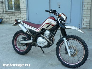 YAMAHASEROW 250